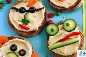 أفكار وجبات للاطفال للمدارس