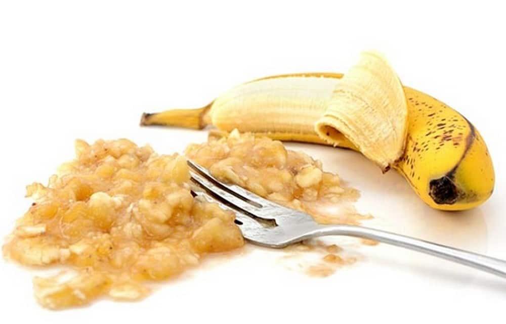 وصفة الموز