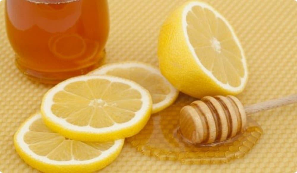 وصفة الليمون والعسل