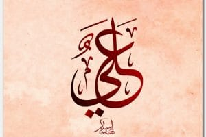 معنى اسم علي Ali بالتفصيل