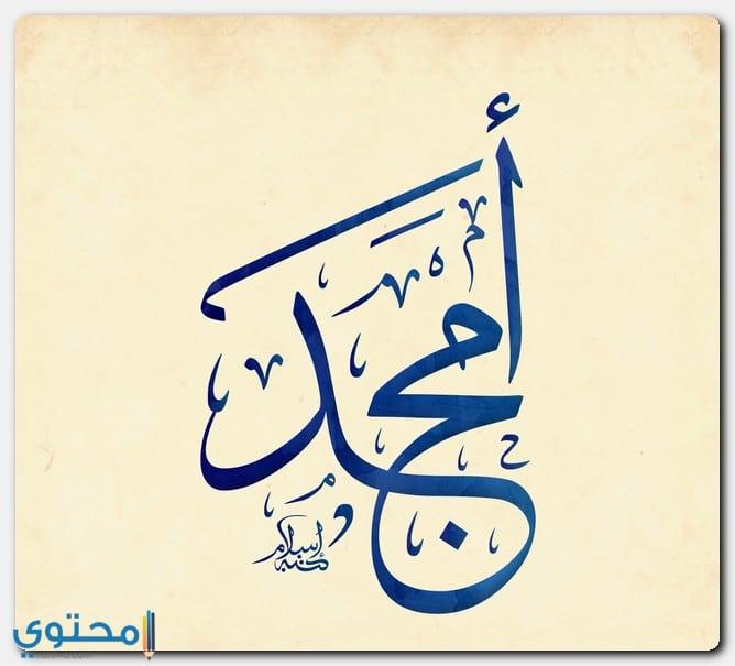 تسمية امجد في الاسلام