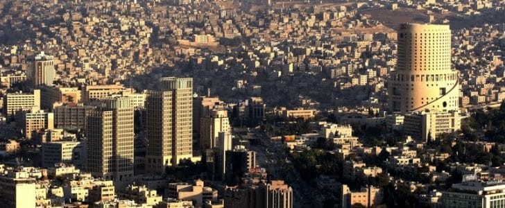 صور السياحة في عمان الأردنية