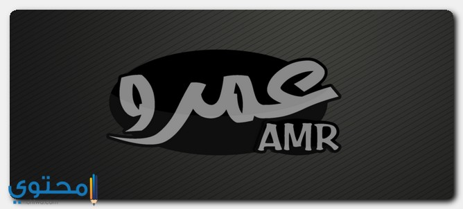 اسم عمرو