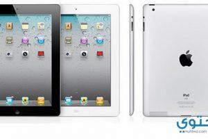 سعر ومواصفات Apple iPad 2 Wi-Fi + 3G