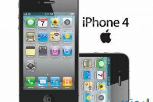 سعر ومواصفات هاتف Apple iPhone 4