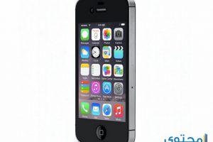 سعر ومواصفات هاتف Apple iPhone 4s