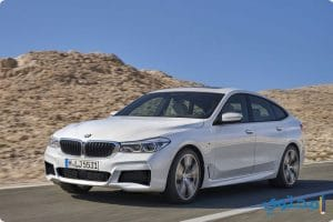 مواصفات وأسعار BMW 6 GT 2018