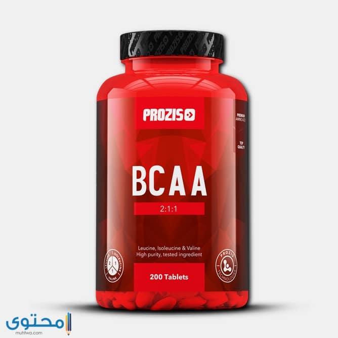 أنواع Bcaa