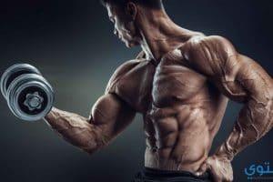 تضخيم عضلة الباي بسرعة رهيبة