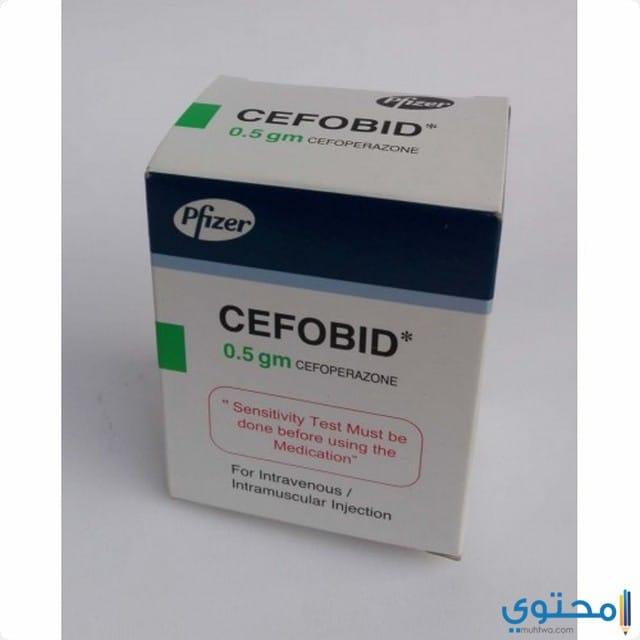 الآثار الجانبيةلدواءسيفوبيد Cefobid