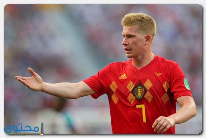 لاعب المنتخب البلجيكي