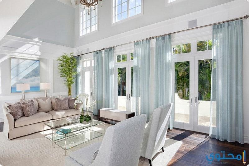 صور تصميمات وديكورات هادئه للمنازل 2021 - موقع محتوى
