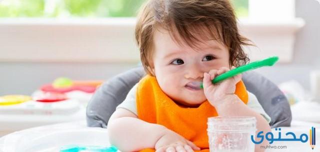جدول تغذية الطفل الرضيع من الشهر الأول