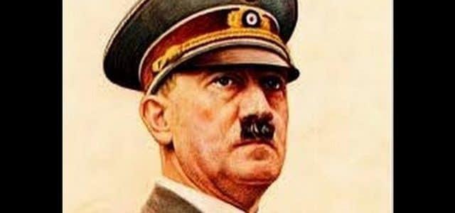 من هو هتلر ،معلومات عن هتلر