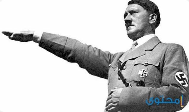 وفاة أدولف هتلر
