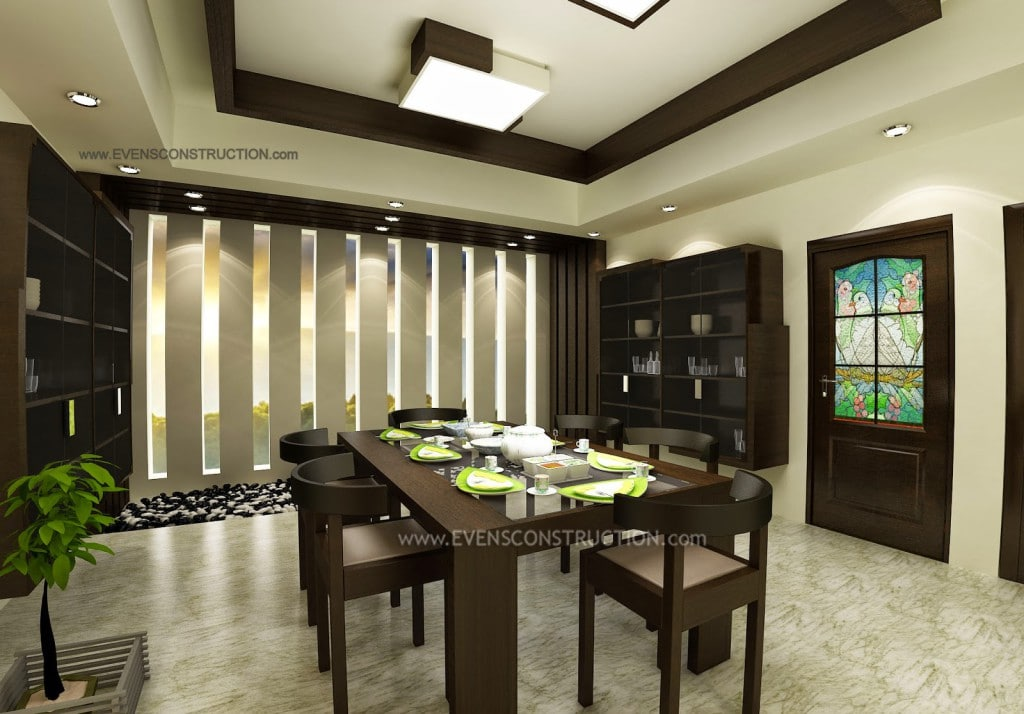 2018 for Interior design for hall and dining room in india