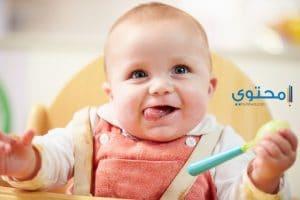 وصفات أكل للرضع سن 6 شهور (أكل الاطفال)