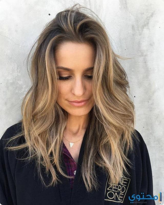 أجمل الوان الشعر