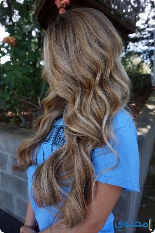 اجمل قصات الشعر الطويل