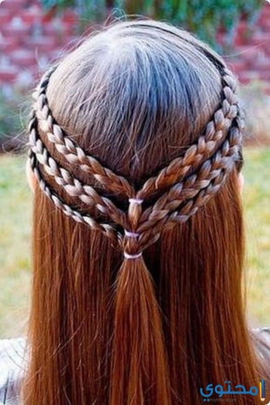 تسريحات شعر للاطفال
