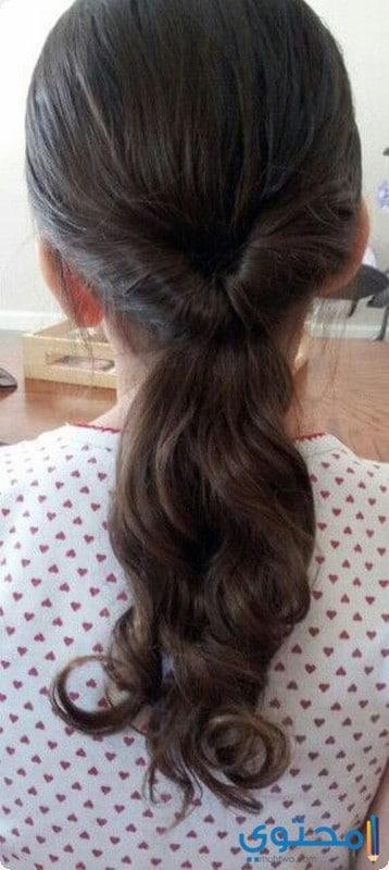 تسريحات شعر للعيد