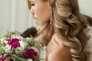 بالصور..أحدث تسريحات شعر للعروس 2018