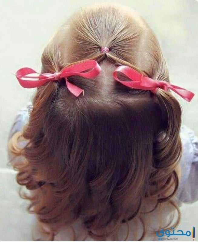 صور تسريحات شعر للأطفال البنات 1442 موقع محتوى
