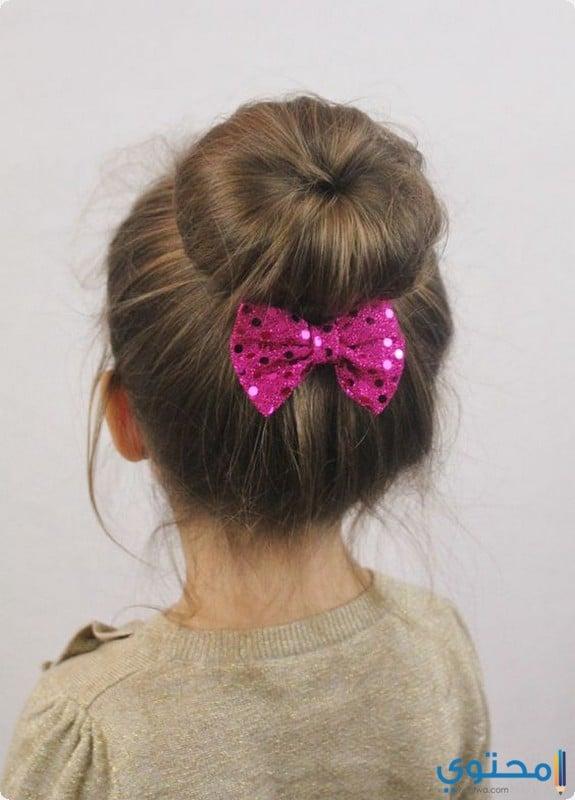 تسريحات شعر للأطفال