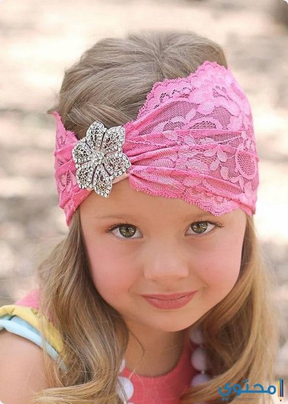 طريقة عمل ربطات الشعر للبنات الصغار موقع محتوى