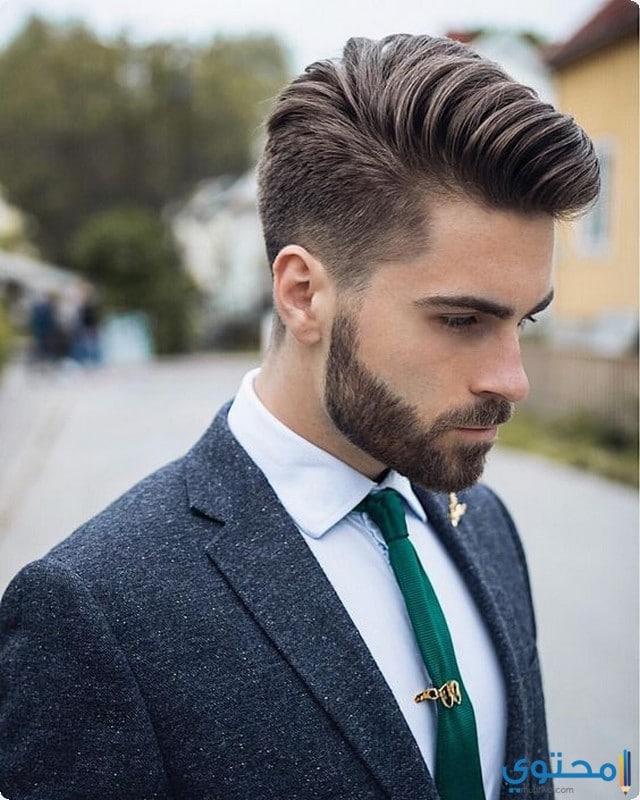 2018 Hairstyles For Teen Guys 25 Cute Hairstyles For Young: قصات الشعر القصير المدرج للرجال والبنات