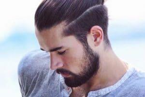 أحدث قصات الشعر الطويل للرجال 2018