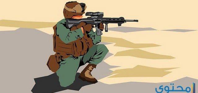 موضوع تعبير عن الجيش المصرى
