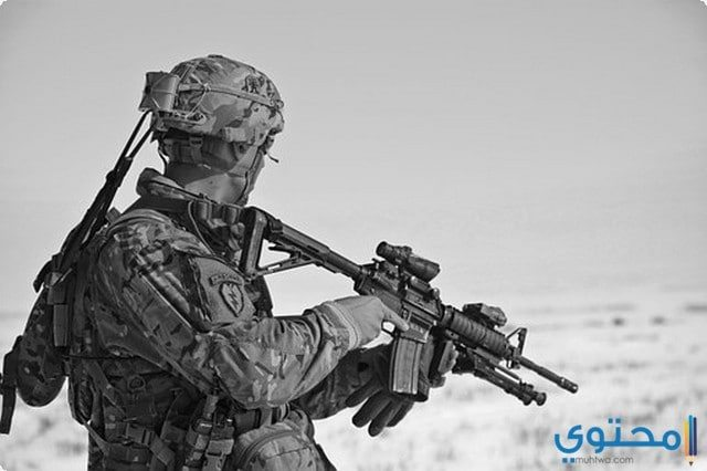 رجال الجيش