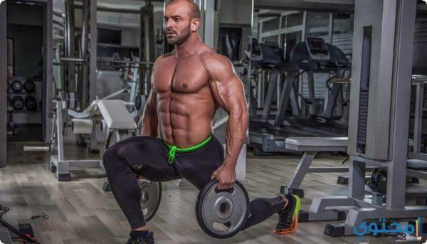 أقوى تمرينات عضلة الرجل بالصور - موقع محتوى