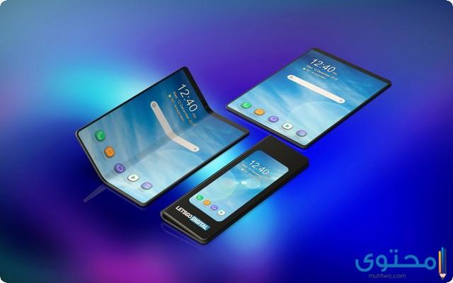 """شركة """"إل جي"""" تسجل براءة اختراع هاتف ذكي قابل للطي"""