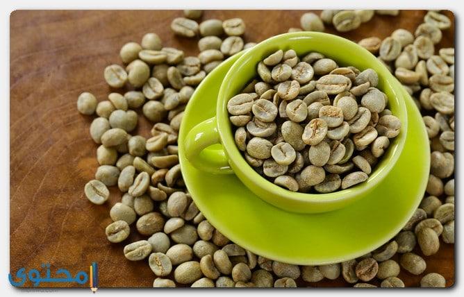 إستخدام Green Coffee Bean للتخسيس