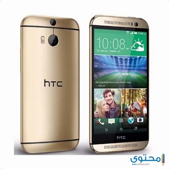 HTC One M8 Eye