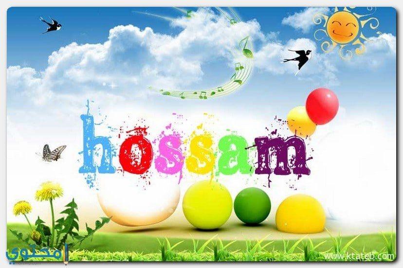 معنى اسم Hossam