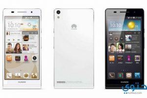 سعر ومواصفات Huawei Ascend P6 S
