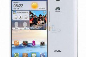 سعر ومواصفات Huawei Honor 3X G750