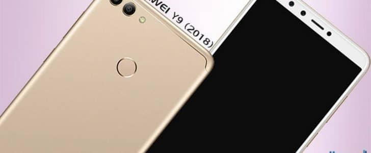 مميزات وعيوب هاتف Huawei Y9 2018