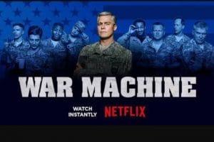 موعد مشاهدة فيلم War machine آلة الحرب هذا العام ٢٠١٧