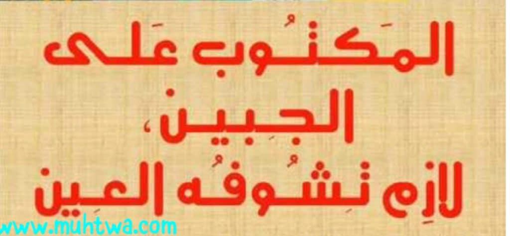 أمثال مصرية