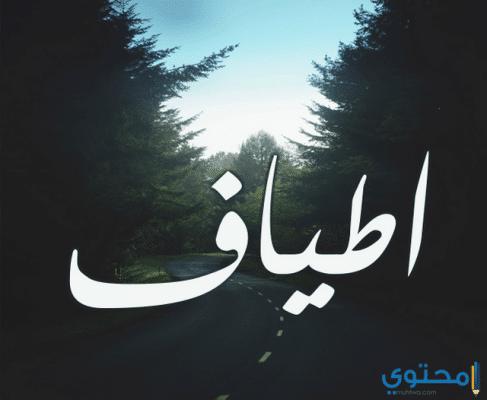 معني اسم اطياف وصفاتها الشخصية Atiaf - موقع محتوى