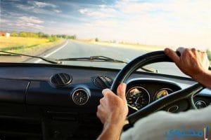 تفسير رؤية ركوب السيارة مع امرأة