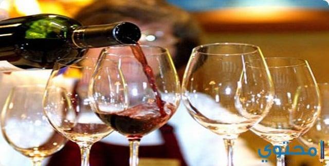 الخمر في المنام