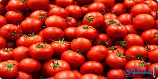 الطماطم الفاسدة