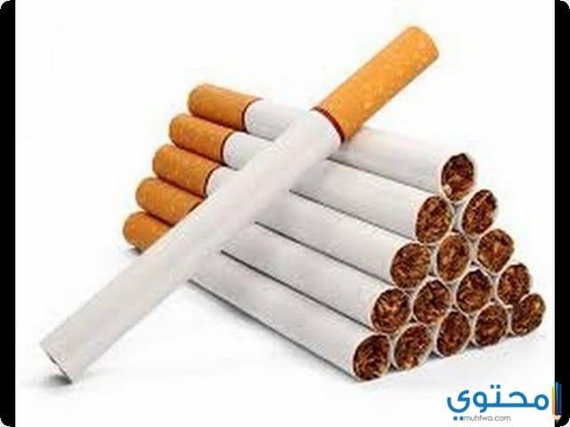 السجائر في المنام
