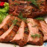 تفسير رؤية اللحم المطبوخ في المنام