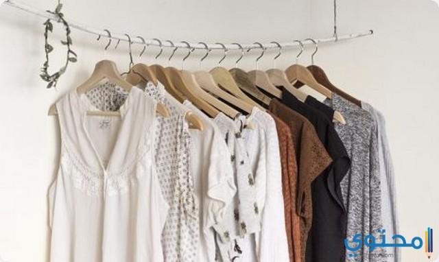 تفسير شراء الملابس